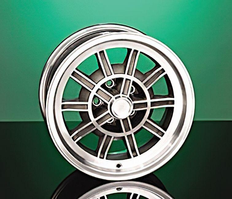 64-73 Mustang Wheels - Wheels