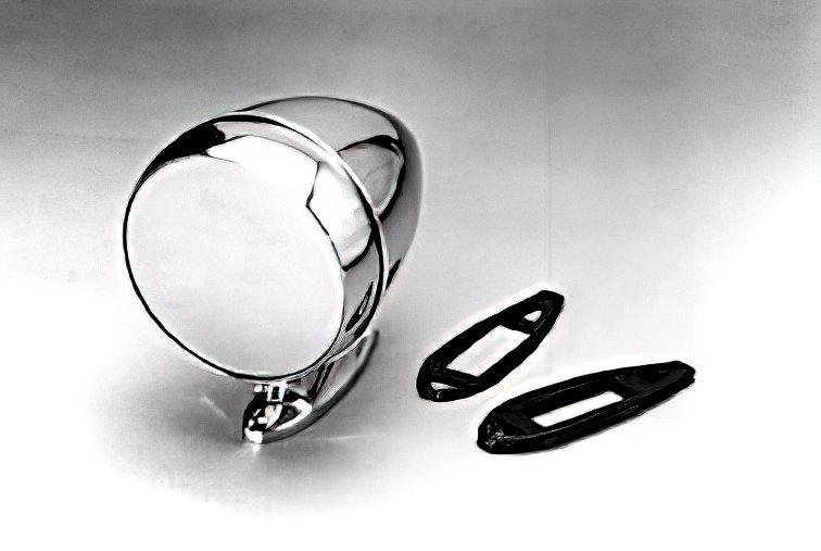 1967-68 Mustang Exterior Mirror Standard LH or RH