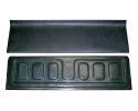 1965-66 Mustang ABS Plastic Fastback Trap Door - Plain