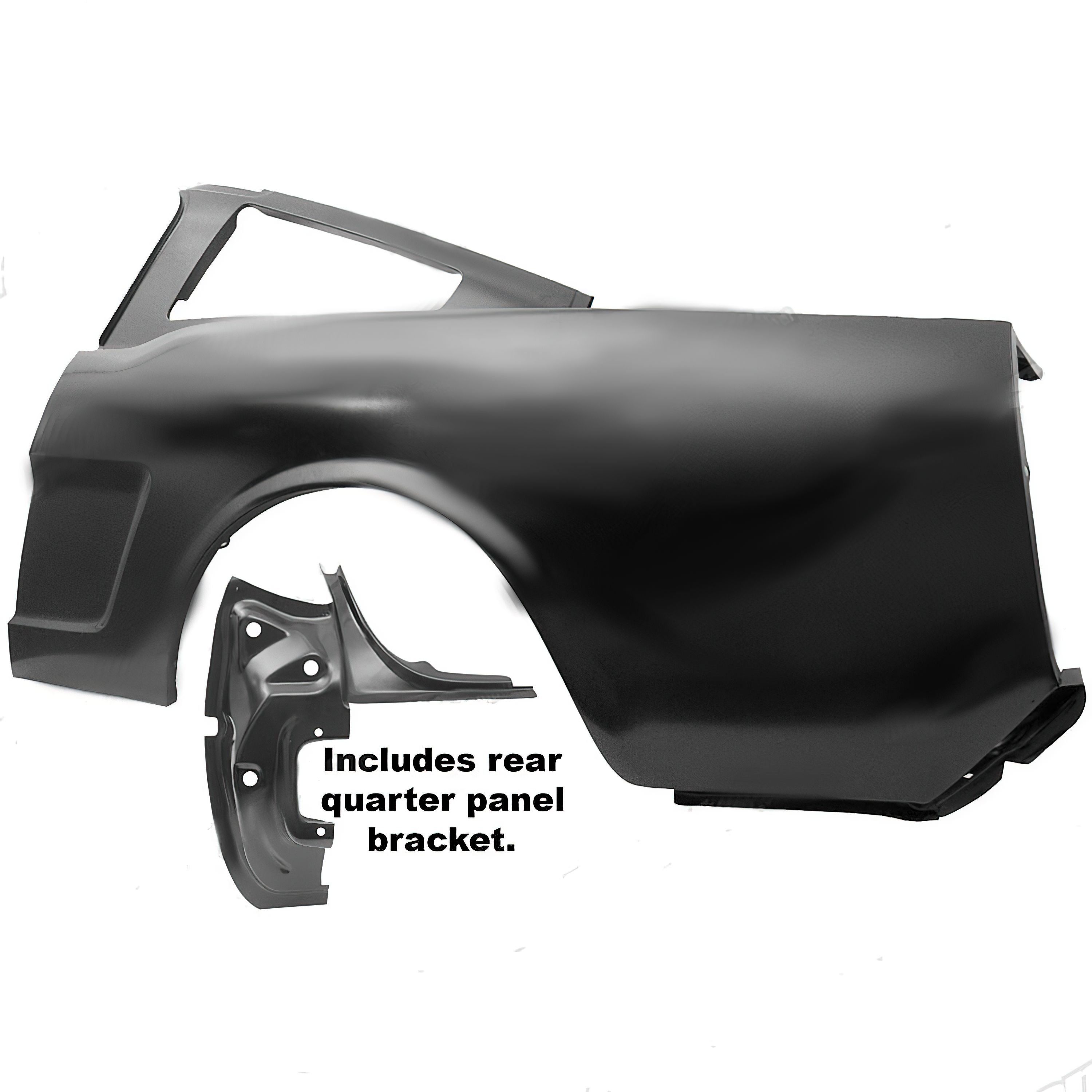 65 73 mustang quarter panels accessories body panels