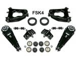 1965-66 Mustang Deluxe Front Suspension Kit