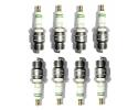 Bosch DR6BC Spark Plug Set (x8) to fit '65-'73 Mustang