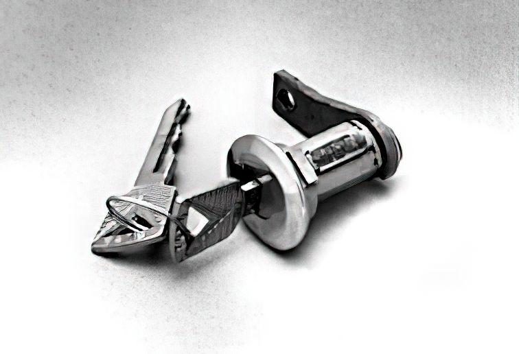 Door /& Ignition Lock Set 1970-1973 Mustang before 5//14//73